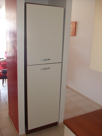 Kitchen Fridge-Freezer